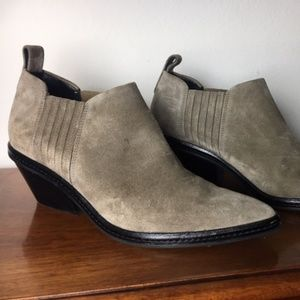 Excellent Condition, VIA SPIGA Farly boots suede